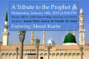 Tribute to the Prophet