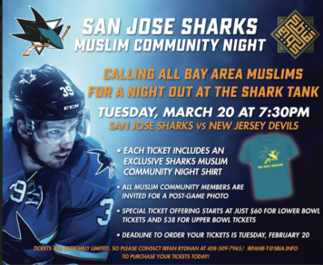 Thumbnail for San Jose Sharks Muslim Community Night