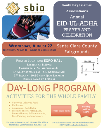 Thumbnail for Eid al-Adha Prayer and Celebration