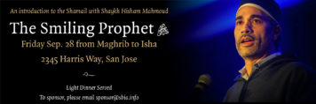 Thumbnail for The Smiling Prophet ﷺ with Hisham Mahmoud
